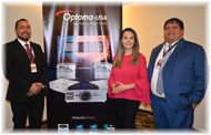 Optoma aterriza en suelo peruano