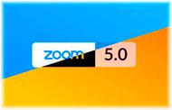 Nueva versión de ZOOM