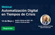 Webinar: Automatización Digital