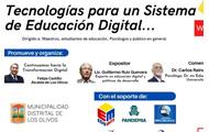 Tecnologías para un Sistema de Educación Digital