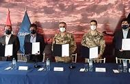Acuerdo de la Marina de Guerra y Telefónica