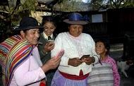 Comunidades rurales en Huancavelica con 4G