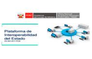 Plataforma Nacional de Gobierno Digital