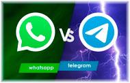 ¿Whatsapp o Telegram?