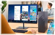 La más pequeña de Huawei