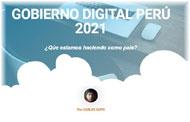 Gobierno Digital Perú 2021