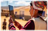 4G en poblados rurales del Cusco