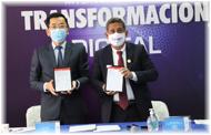 Huawei apoya a Cajamarca
