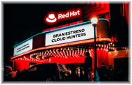 Notable evento de Red Hat